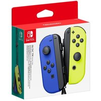 Nintendo Switch Joy-Con pair geel/blauw