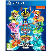 PS4 Paw Patrol Mighty Pups Save Adventure Bay ENG/FR