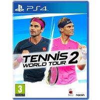 PS4 Tennis World Tour 2 ENG/FR