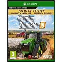Xbox One Farming Simulator 19 Premium Edition ENG/FR
