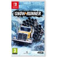 Nintendo Switch SnowRunner ENG/FR