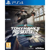 PS4 Tony Hawk's Pro Skater 1+2 ENG/FR
