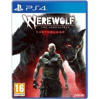 PS4 Werewolf: The Apocalypse – Earthblood NL/FR