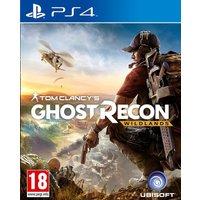 PS4 Tom Clancy's Ghost Recon: Wildlands ENG/FR