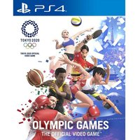PS4 Tokyo 2020 Olympic Games The Offical Video Game ENG/FR