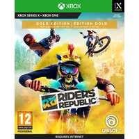 Xbox one Riders Republic Gold Edition ENG/FR