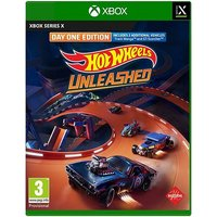 Xbox Series X Hot Wheels Unleashed Day One Edition ENG/FR