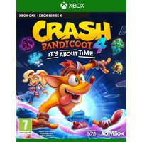 Xbox One Crash Bandicoot 4 It's About Time ENG/FR