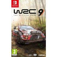 Nintendo Switch WRC 9 ENG/FR