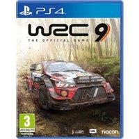 PS4 WRC 9 ENG/FR