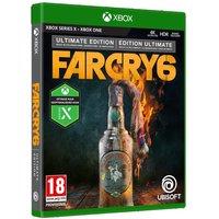 Xbox Far Cry 6 Ultimate Edition ENG/FR