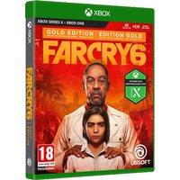 Xbox Far Cry 6 Gold Edition ENG/FR