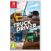 Nintendo Switch Truck Driver ENG/FR