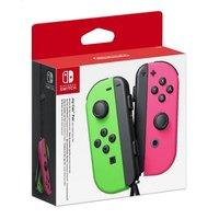 Nintendo Switch Joy-Con pair groen/roze