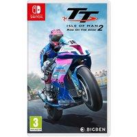 Nintendo Switch TT Isle of Man Ride On The Edge 2  ENG/FR