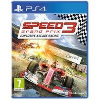 PS4 Speed 3: Grand Prix ENG/FR
