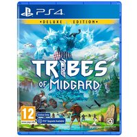 PS4 Tribes of Midgard Deluxe Edition ENG/FR