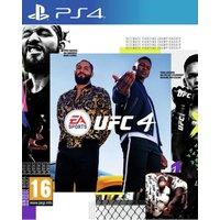 PS4 UFC 4 ENG/FR