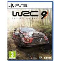 PS5 WRC 9 The Official Game ENG/FR