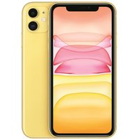 iPhone 11 256 GB geel
