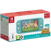 Nintendo Switch Lite turkoois + Animal Crossing New Horizons + 3 Maand Abonnement Nintendo Switch Online
