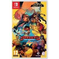 Nintendo Switch Streets of Rage 4 + Artbook en sleutelhanger ENG
