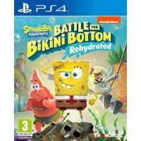 PS4 Spongebob Squarepants Battle for Bikini Bottom Rehydrated ENG/FR