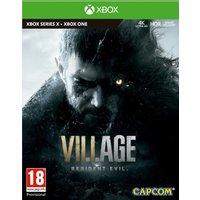 Xbox Series X Resident Evil Village ENG/FR