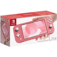 Nintendo Switch Lite koraal