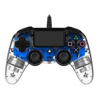 Nacon PS4 Wired Compact Controller LED blauw