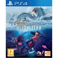 PS4 Subnautica Below Zero ENG