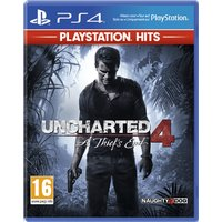 PS4 Uncharted 4 A Thief's End – PlayStation Hits ENG/FR
