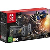 Nintendo Switch Console + Monster Hunter Rise