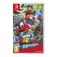 Nintendo Switch Super Mario Odyssey NL