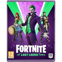 Xbox One Fortnite – The Last Laugh Bundle – Code in a Box ENG/FR