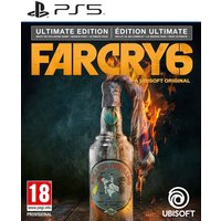 PS5 Far Cry 6 Ultimate Edition ENG/FR