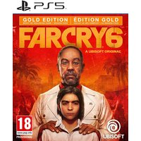 PS5 Far Cry 6 Gold Edition ENG/FR