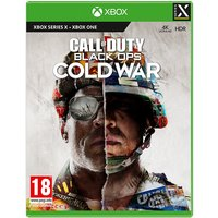 Xbox Series X Call of Duty Black Ops Cold War ENG/FR