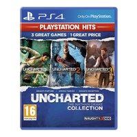 PS4 Uncharted: The Nathan Drake Collection – Playstation Hits ENG/FR