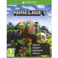 Xbox One Minecraft Starter Collection ENG/FR