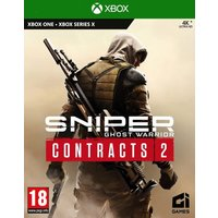 Xbox Sniper Ghost Warrior Contracts 2 ENG/FR