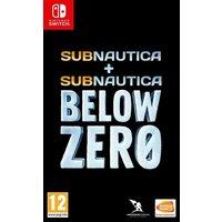 Switch Subnautica + Subnautica Below Zero ENG