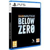 PS5 Subnautica Below Zero ENG