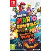 Switch Super Mario 3D World + Bowser's Fury NL