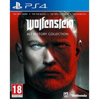 PS4 Wolfenstein Alt History Collection ENG/FR