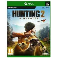 Xbox Series X Hunting 2 Simulator NL/FR