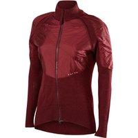 FALKE Hybrid Women Jacket, M, Red