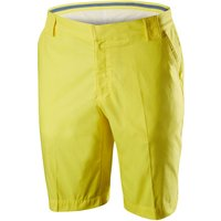 FALKE Weekend Men Golf Shorts, 54, Yellow