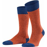 FALKE Urban Form Men Socks, 39-42, Blue, Other pattern