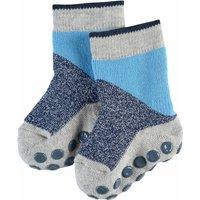 FALKE Block Baby Socks, 80-92, Grey, Other pattern, Cotton